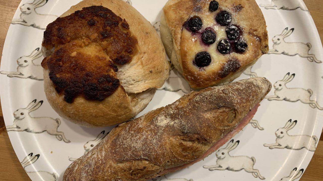 ブーランジェリーケンのパン