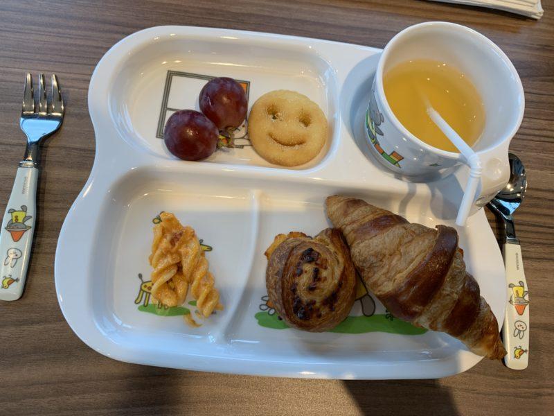 ハイアットプレイス東京ベイの朝食