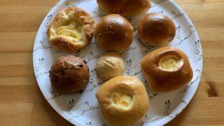 鈴木ベーカリーのパン