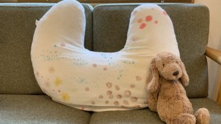 授乳クッションの画像