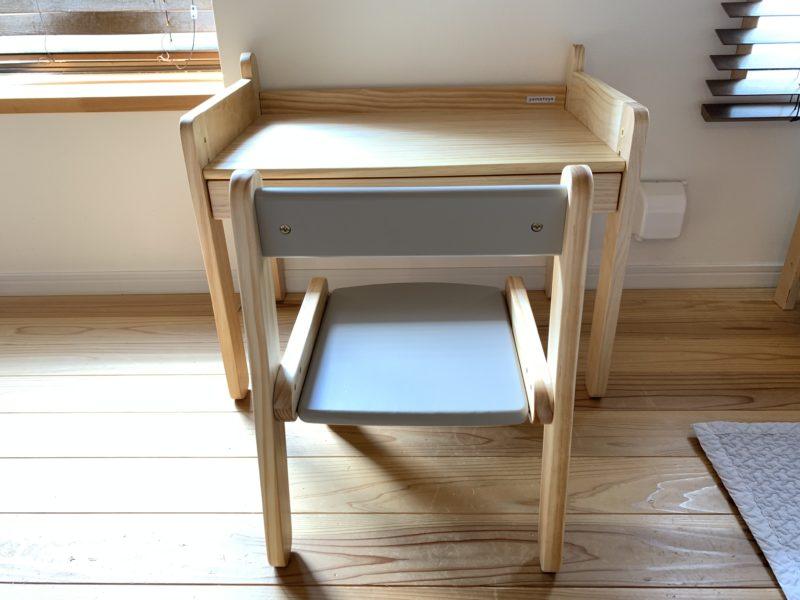 大和屋の幼児机・椅子